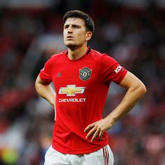 Manchester United defender Harry Maguire to be sidelined for several weeks with hip injury: Reports
