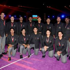 Practising before a mirror, meditation and voice training: How Pro Kabaddi referees ply their trade