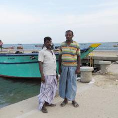 In a Tamil Nadu village, palmyra climbers have turned sustainable fishers