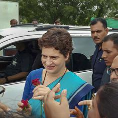 Priyanka Gandhi criticises Centre for rising inflation, says 'BJP has picked pockets of poor'
