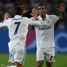 'Extra motivation': Danilo excited to re-join former Real Madrid teammate Ronaldo at Juventus
