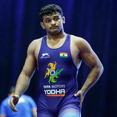 Wrestling World Championships: Deepak Punia pulls out of 86 kg final