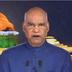 Changes to J&K and Ladakh will benefit the regions immensely, says President Ram Nath Kovind