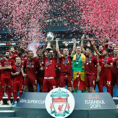Goalkeeper Adrian stars as Liverpool beat Chelsea on penalties to clinch Super Cup