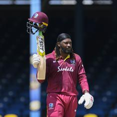 Racism is in cricket too, not just football: West Indies's Chris Gayle condemns George Floyd's death