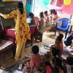 In Kerala's Ernakulam district, a programme is helping migrant children stay in school
