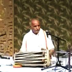 Listen: Explore the Naathdwara style of pakhawaj playing, with roots in Jaipur