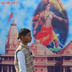 Ayodhya Ram temple trust's office set up in Delhi's Greater Kailash locality