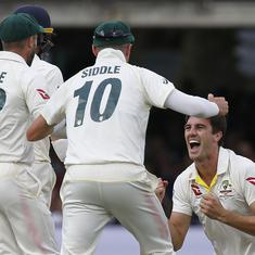 Ashes: Pat Cummins, Steve Smith put Australia in commanding position in second Test against England