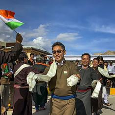'Happy that Ladakh was discussed in United Nations meeting,' says BJP MP Jamyang Tsering Namgyal