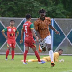 I League: Marcus Joseph's strike help Gokulam Kerala beat Churchill Brothers 1-0 at home