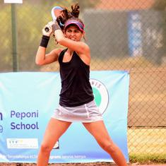 Indian tennis: Consistency is key for 18-year-old Mahak Jain after winning three titles in two weeks