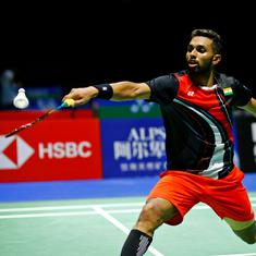 Ignored for Arjuna award by BAI, Prannoy gets recommended by Khel Ratna awardee Gopichand: Report