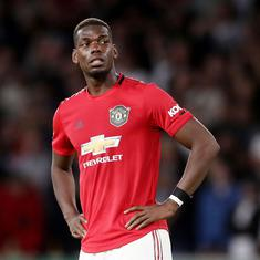'Need to see in the summer': Paul Pogba's agent non-committal over French star's Man United future