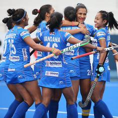Hockey: Indian men's team remains in fifth spot, women climb to ninth place in latest FIH rankings