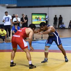 Wrestling: Amid controversy, Sushil Kumar heads back to World Championships with an eye at Olympics