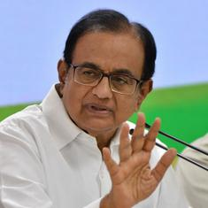 Election results show Congress has zero or weakened organisational presence on ground: Chidambaram
