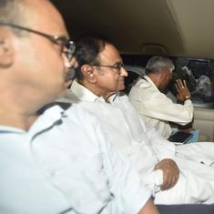 INX Media case: P Chidambaram remanded in CBI custody till August 26