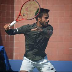 Indian tennis: Sumit Nagal begins season with first-round defeat at Murray River Open