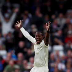 Jofra Archer rewarded with central contracts in all formats after impressive summer