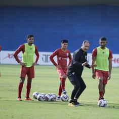 Football: Lack of domestic games India's biggest headache ahead of World Cup qualifiers, says Stimac