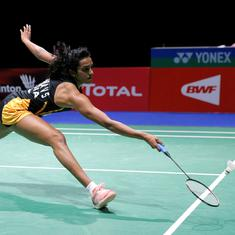 BWF World Championships: PV Sindhu upsets second seed Tai Tzu Ying to assure fifth Worlds medal