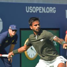 US Open 2020: Sumit Nagal becomes first Indian in seven years to win singles match at a Grand Slam