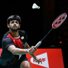 BWF World C'ships: In near perfect conditions, mature Sai Praneeth grabs opportunity to make history