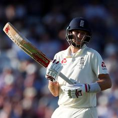Joe Root and Joe Denly keep England's Ashes hopes alive in third Test