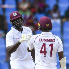 We have not been able to step up: Holder rues West Indies' top-order failure against India