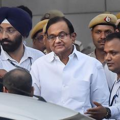 INX Media case: Delhi High Court asks CBI to respond to P Chidambaram's plea for bail