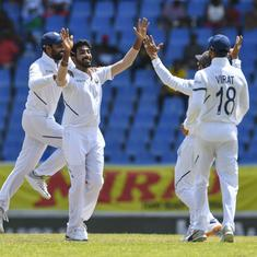 Owe my hat-trick to you: Jasprit Bumrah thanks Virat Kohli for brilliant DRS call
