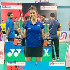 Badminton: Tanisha Crasto claims second consecutive title at All India Junior Ranking Tournament