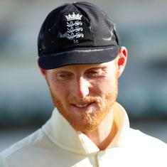 Ben Stokes says he'll swap all his success in 2019 for his father's well-being