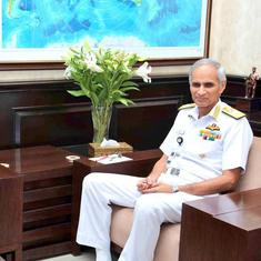 JeM training members for underwater attack, we're prepared to thwart any attempts: Navy chief