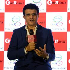 Conflict of Interest a 'serious issue', needs to be sorted: BCCI president-elect Sourav Ganguly