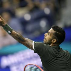 US Open: Even in a loss against Federer, Sumit Nagal's heart and forehand make an impression