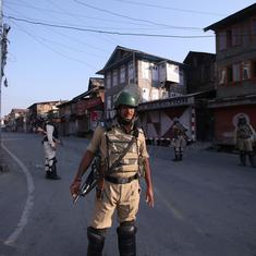 Jammu and Kashmir: Five men from Rajouri, Poonch booked for sensitive Facebook posts
