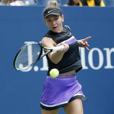 Wimbledon champion Simona Halep reaches Wuhan Open last 16, targets strong Asian swing