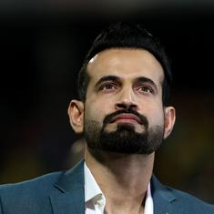 Time to start the next journey: Irfan Pathan looks ahead after announcing retirement from cricket