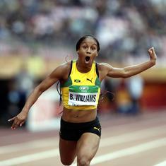 World U-20 sprint champion Briana Williams fails dope test: Report