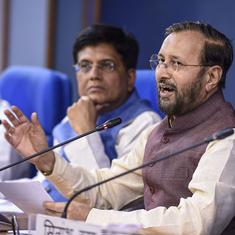 New Delhi will curb air pollution faster than Beijing, says Prakash Javadekar