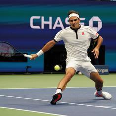 US Open, day 3 men's roundup: Djokovic, Federer advance after testing wins; Nishikori survives scare