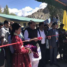'कश्मीर पाकिस्तान का था ही कब जो उसे लेकर वह रोता रहता है!'