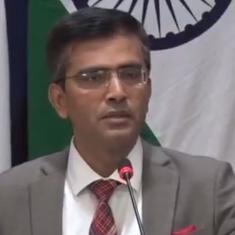 India condemns UK Labour Party's resolution calling for international intervention in Kashmir
