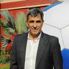 Indian footballers need to play more games for a better future: AIFF technical director Isac Doru