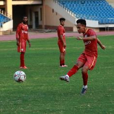 He was the standard for rest of the team: Chhetri, Stimac lament injury to 'livewire' Amarjit Singh