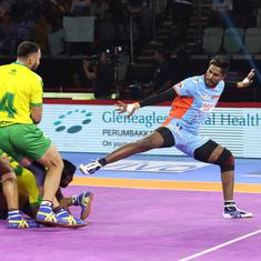 Pro Kabaddi 2019: Bengal Warriors move to up to second spot with clinical win over Tamil Thalaivas