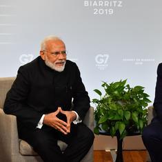 नरेंद्र मोदी के साथ बातचीत में डोनाल्ड ट्रंप धार्मिक आजादी का मुद्दा भी उठाएंगे