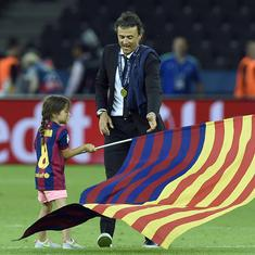 Former Spain and FC Barcelona coach Luis Enrique's nine-year-old daughter dead, condolences pour in